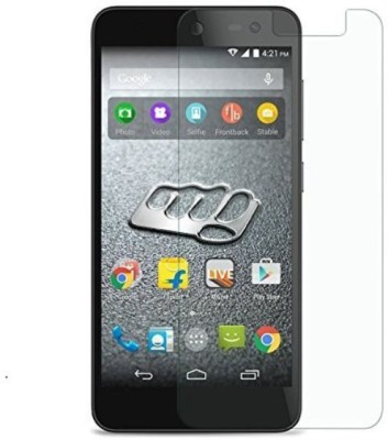 RM WORLD Tempered Glass Guard for Micromax Canvas Xpress 2 E313(Pack of 1)