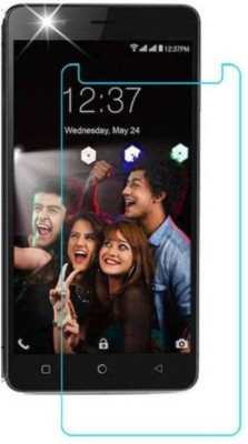 GBKS Tempered Glass Guard for Intex Aqua Selfie(Pack of 1)