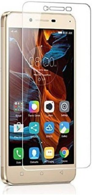 RM WORLD Tempered Glass Guard for Lenovo Vibe K5 Plus(Pack of 1)