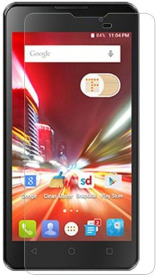 RM WORLD Tempered Glass Guard for Micromax Bolt Supreme 4 Q352(Pack of 1)