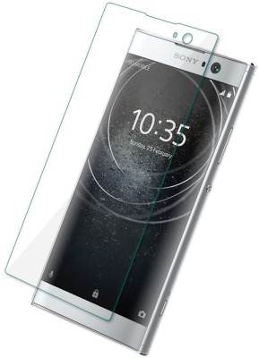 MRNKA Tempered Glass Guard for Sony Xperia XA2 (Pack Of 1)(Pack of 1)
