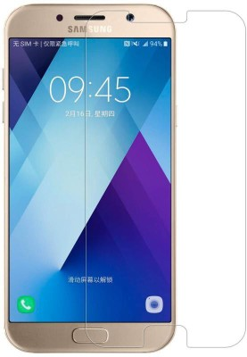 jolies Tempered Glass Guard for Samsung Galaxy A5-2017