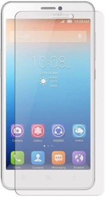 RM WORLD Tempered Glass Guard for Lenovo S850(Pack of 1)