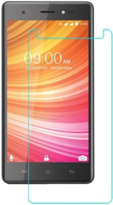 MRNKA Tempered Glass Guard for Lava P7 Plus(Pack of 1)