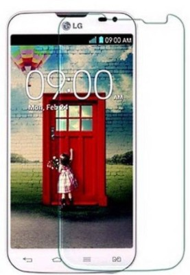MRNKA Tempered Glass Guard for LG L70(Pack of 1)