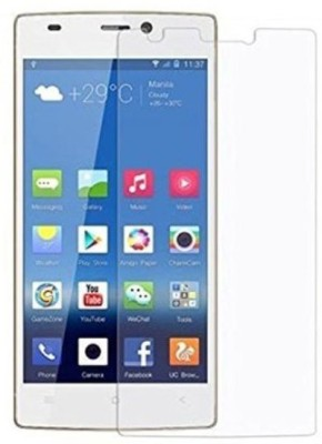 RM WORLD Tempered Glass Guard for Gionee Elife S5.5(Pack of 1)