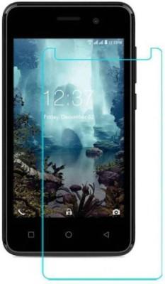 MRNKA Tempered Glass Guard for Intex Aqua 4G Mini(Pack of 1)