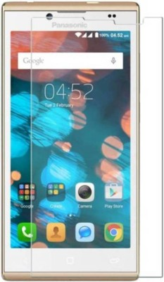 MOBIWIN Tempered Glass Guard for Panasonic P66 Pack of 1