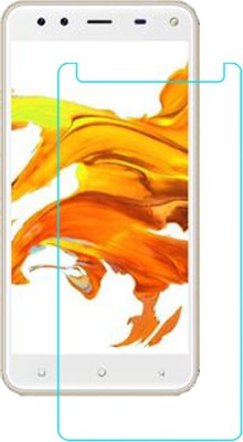 ACM Tempered Glass Guard for Mobiistar Xq Dual(Pack of 1)