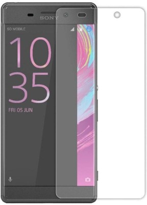 MRNKA Tempered Glass Guard for Sony Xperia XA Dual(Pack of 1)