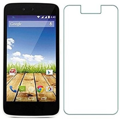 REZAWZ Tempered Glass Guard for Micromax Canvas A1 AQ4501(Pack of 1)