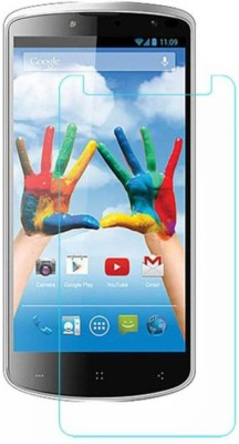 RM WORLD Tempered Glass Guard for Karbonn Titanium X(Pack of 1)