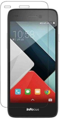 MOBIWIN Tempered Glass Guard for InFocus M350(Pack of 1)