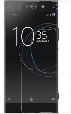 MRNKA Tempered Glass Guard for Sony Xperia XA1 Ultra (Pack Of 1)