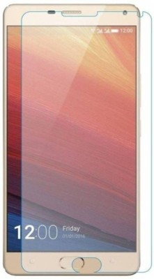 RM WORLD Tempered Glass Guard for Gionee Marathon M5 Plus(Pack of 1)