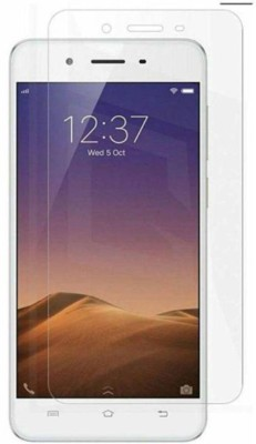 RM WORLD Tempered Glass Guard for VIVO Y55L(Pack of 1)