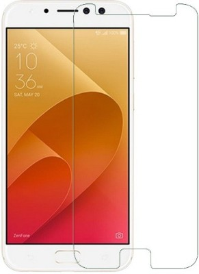 RM WORLD Tempered Glass Guard for Asus ZenFone 4 Selfie Pro(Pack of 1)