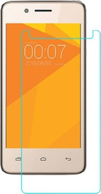 RM WORLD Tempered Glass Guard for Micromax Bharat 2 Plus(Pack of 1)