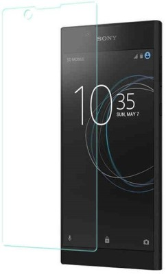 QTouch Tempered Glass Guard for Sony Xperia L(Pack of 1)