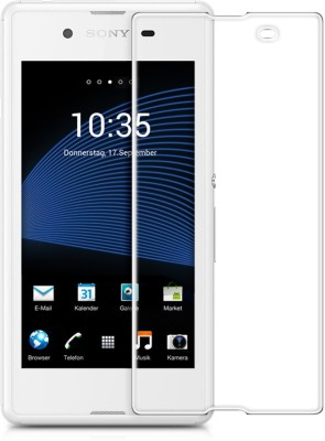 REZAWZ Tempered Glass Guard for Sony Xperia E3(Pack of 1)
