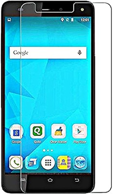 REZAWZ Tempered Glass Guard for Micromax Bolt Q381(Pack of 1)