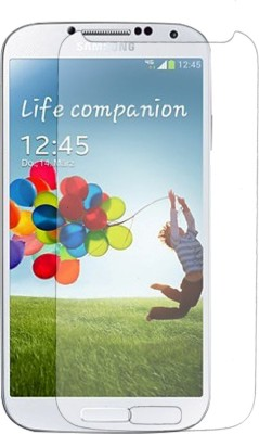Bizone Tempered Glass Guard for Samsung Galaxy S4 Pack Of 1(Pack of 1)