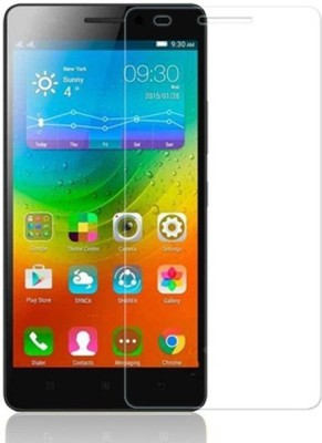 MRNKA Tempered Glass Guard for Lenovo A7000 Plus(Pack of 1)