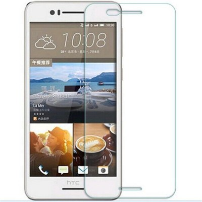 MRNKA Tempered Glass Guard for HTC Desire 728(Pack of 1)