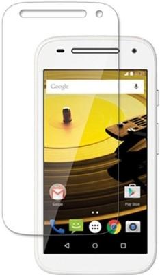 RM WORLD Tempered Glass Guard for Motorola Moto E (2nd Gen) 4G(Pack of 1)