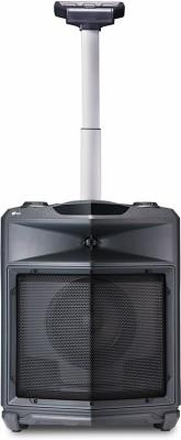 LG RK3 50 W Bluetooth Party Speaker(Black, Mono Channel)