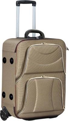 AdevWorld STYLISH TURBO WHEEL Expandable Check in Luggage   26 inch