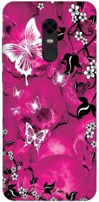 Saviyo Back Cover for Mi Redmi Note 4 Multicolor