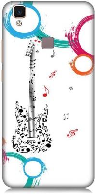 iClover Back Cover for Vivo V3 Max(Multicolor, Hard Case, Plastic)