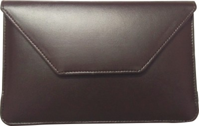 Mercury Case Pouch for Iball Slide 3G Q7271-Ips20(Brown)