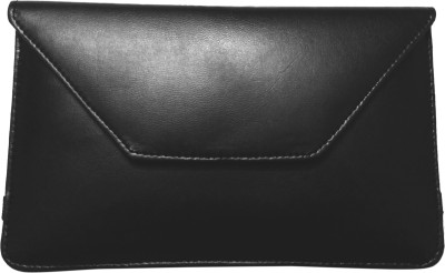 Kolorfame Pouch for Google Nexus 7 (2013)(Black, Artificial Leather)
