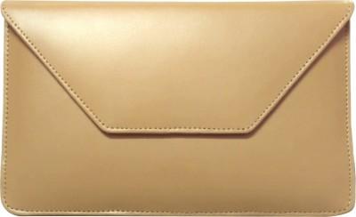Kolorfame Pouch for Asus Fonepad 7 Dual Sim Me175Cg(Gold)