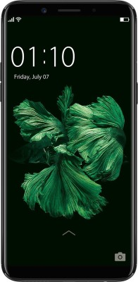 OPPO F5 (Black, 32 GB)(4 GB RAM)