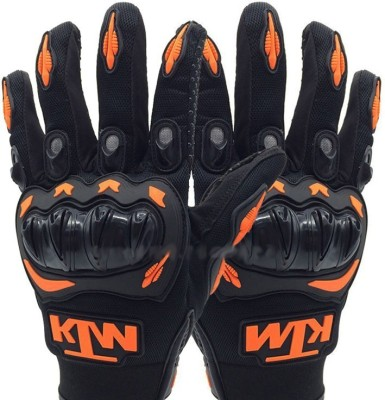 Probiker KTM Cycling & Riding Gloves(Black)