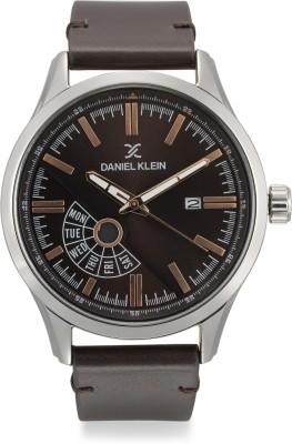 Daniel Klein DK11499-3  Analog Watch For Men