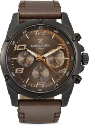 Daniel Klein DK11351-5  Analog Watch For Men