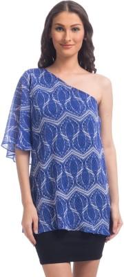 Uptownie Lite Women Bandage Blue Dress