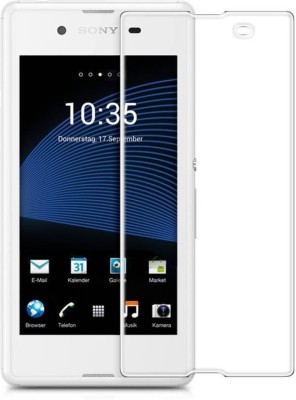 MOBIVIILE Tempered Glass Guard for Sony Xperia E3(Pack of 1)