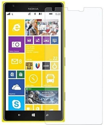 Desirtech Tempered Glass Guard for Nokia Lumia 1520(Pack of 1)
