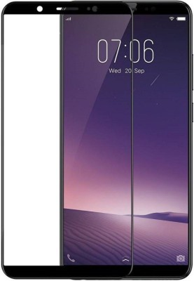Knotyy Tempered Glass Guard for Vivo V9 Pro(Pack of 1)