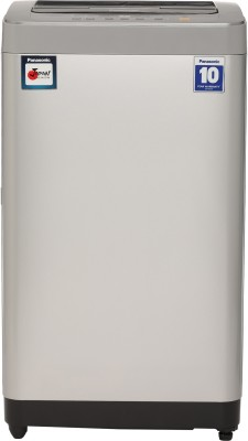 Panasonic 7 kg Fully Automatic Top Load Washing Machine Silver(NA-F70H6LRB) (Panasonic)  Buy Online