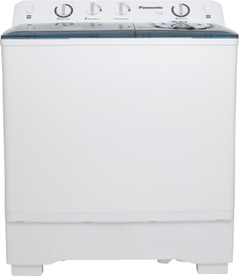 Panasonic 14 kg Semi Automatic Top Load Washing Machine White, Blue(NA-W140B1ARB) (Panasonic)  Buy Online