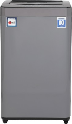 Panasonic 6.5 kg Fully Automatic Top Load Washing Machine Grey(NA-F65B7CRB) (Panasonic)  Buy Online