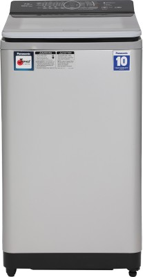 Panasonic 7.5 kg Fully Automatic Top Load Washing Machine Silver(NA-F75V7LRB) (Panasonic)  Buy Online