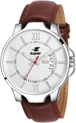 Espoir ES5832 Day and Date Functional With Quality Analog Watch  - For Men