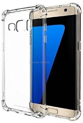 Power Back Cover for Samsung Galaxy J7 Nxt(Transparent, Silicon, Rubber)